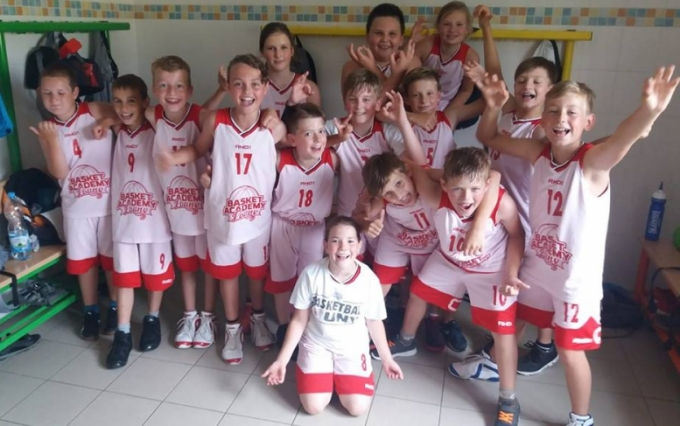 Jr. NBA League v Lounech i v sezoně 18/19